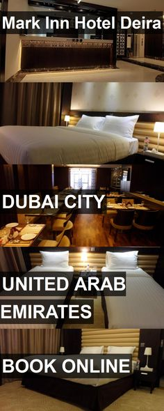 Mark Inn Hotel Deira in Dubai City, United Arab Emirates. For more information, photos, reviews and best prices please follow the link. #UnitedArabEmirates #DubaiCity #travel #vacation #hotel