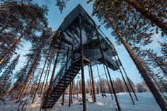Architects: Snøhetta Place: Luleå, Sweden Photos: Johan Jansson