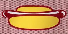 Lichtenstein graphic
