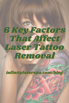 When it comes to removing an unwanted tattoo, there are not that many options available. The safest and most effective solution is laser tattoo removal. The procedure will provide great results and effectively clear your skin. Infinity Laser Spa, Best Laser Hair Removal, Laser Tattoo, Tattoo Removal, Beauty Spa, Things To Come, Skin Care, Tattoos, Blog