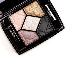 Dior Golden Snow Eyeshadow Palette Review, Photos, Swatches