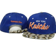 NBA New York Knicks Classic Men's Snapback Hip Hop Hat