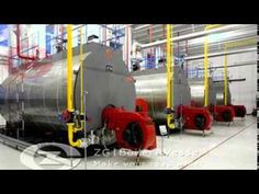 Oil fired boiler project and gas fired boiler project-ZG Boiler manufact...