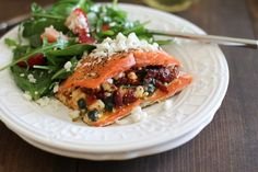 Trust Us: Stuff Your Salmon