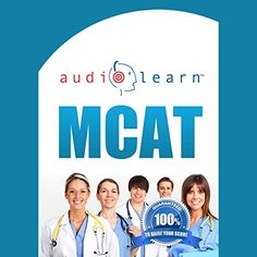 Medical Audible Audio Edition promo deal  MCAT AudioLearn: Complete Audio Review for the MCAT (Medical College Admission Test)