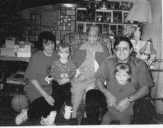 Clara Darlene Vannatter, Makenna Dale Breeden, Olvie Curl Bias Vannatter (Mom) Savannah Rachael Breeden, Lloyd Vannatter