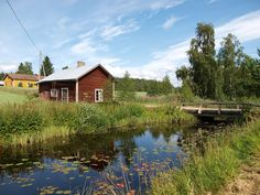 Finnish countryside by Jarno Hietanen, via Flickr