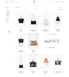 BZB-Product-List-Page.png by Jake Sunshine Page Design, Layout Design, Design Web, App Landing Page, Ecommerce Website Design, Ui Design Inspiration, Catalog Design, Showcase Design, Shop Interior Design