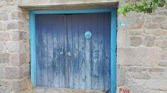 Door Turquoise