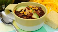 Get this all-star, easy-to-follow Texas Rising Chili Con Carne recipe from Jeff Mauro