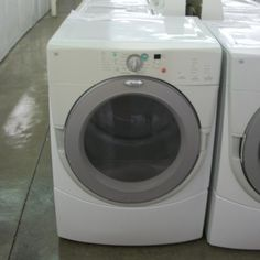 Resemblance of Perfect Used Apartment Size Washer and Dryer