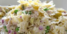 Nutrient-Packed Delicious Tuna Pasta Salad For Chronic Kidney Disease, Dialysis, And Diabetic Patients — KidneyBuzz