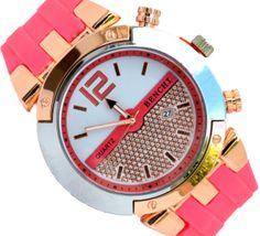 Γυναικείο ρολόι 598 Gold Watch, Bracelet Watch, Quartz, Watches, Bracelets, Accessories, Clocks, Clock, Bracelet