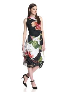 Vivienne Westwood Women's Eight Floral Dress, http://www.myhabit.com/redirect/ref=qd_sw_dp_pi_li?url=http%3A%2F%2Fwww.myhabit.com%2Fdp%2FB00H4OB0BS%3Frefcust%3DZUNGVFDLY23YN3HZYRLOPVPJ5Y