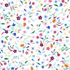 Sophie Brabbins. illustration, background, art, flowers, cute