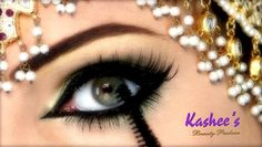 Watch the video «Beautiful Eye makeup By Kashee..» uploaded by Kashee's Beauty Parlor on Dailymotion.