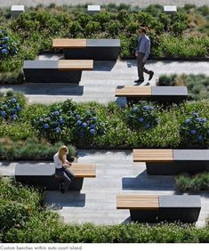 Image result for urban green roof architecture