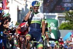 Michael Matthews wins Vuelta a Espana 2014 stage three