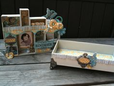 Tim Holtz and MME by Tara Smith