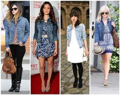 jean jacket outfits for women
