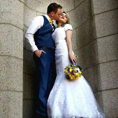 Maria e Spencer [ Casamento ] | A Noiva SUD