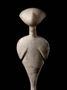 The Stargazer c. 3000BC Early Bronze Age, Western Anatolia