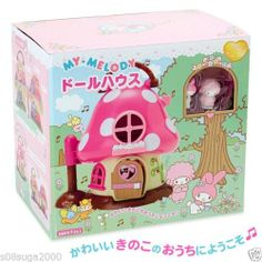 My melody Doll House SANRIO from JAPAN