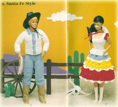 doll clothes, crochet doll patterns, handmade Barbie clothes