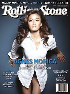 Agnes Monica Magazine Covers Media Tweets By Agnez Mo Agnezmo