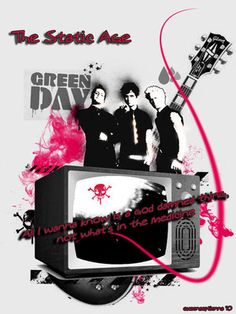 the static age. that's one of the best songs on 21st century breakdown