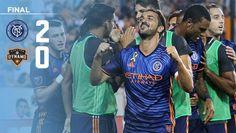 New York City FC at Houston Dynamo: Match Recap 9/30/16