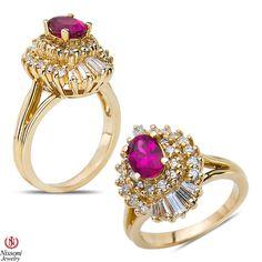 Ebay NissoniJewelry presents - 7/8CT Diamond Fashion Ring with Tourmaline 14k Yellow Gold  0.9CT    Model Number:FRV5630-Y47751TL    http://www.ebay.com/itm/7-8CT-Diamond-Fashion-Ring-with-Tourmaline-14k-Yellow-Gold-0.9CT/321612068508