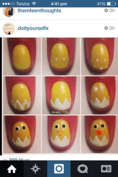Easter nails??