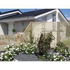 STAKET TRYCKIMPREGNERAT TOKYO 180X180CM - Staket & Grindar - Staket & Vindskydd - Trädgårdsmiljö - Utemiljö