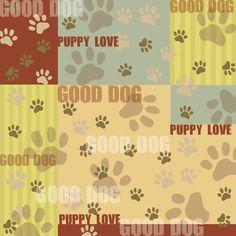 SugarTree - 12 x 12 Paper - Good Dog II