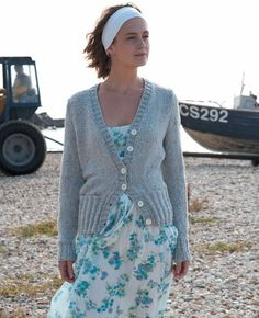Free knitting pattern - Buckland by Martin Storey in Rowan Cotton Jeans (Discontinued)