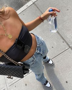 Trendy Outfits, Cute Outfits, Fashion Outfits, Womens Fashion, Fashion Trends, Simple Outfits, Tomboy Fashion, Warm Outfits, Fashion Ideas