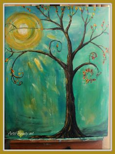 Paintings for sale from www.artisbeauty.net pick up only $150 from Grand Rapids Michigan 24x30 canvas acrylic WHIMSY TREE OF LIFE http://arttisbeauty.blogspot.com/p/where-i-party.html https://fbcdn-sphotos-d-a.akamaihd.net/hphotos-ak-prn1/t1/1010624_606781386042276_2026537258_n.jpg