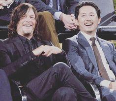 Norman and Steven Premiere of season 7