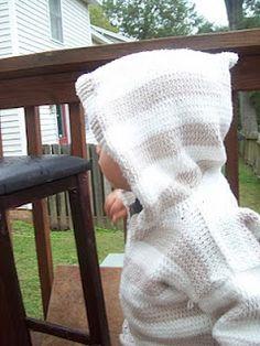 Tonya's Knitting Knotes: The *Free 'Baby Gap' Sweater Pattern ...Sawyer would look soooooo cute in this!!! Just sayin'! ;)