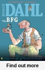 This year we're celebrating 100 years since Roald Dahl's  birth so I guess that makes it a perfect time to talk about how much Roald Dahl's books meant to me as a child. The story of friendship starts when Sophie is a girl kidnapped from her bed and her adventure just begins when she and the BFG have to stop the ruthless giants before they devour all of human beans. Branka 18/10/2016