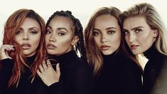 Ariana grande hits out at piers morgan over little mix nude row - bbc news Ariana Grande Hits, Little Mix Photoshoot, Jesy Nelson, Entertainment, Perrie Edwards, Spice Girls, Cardi B, First Girl, Sport