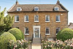 The Manor House, Ringstead, Northamptonshire