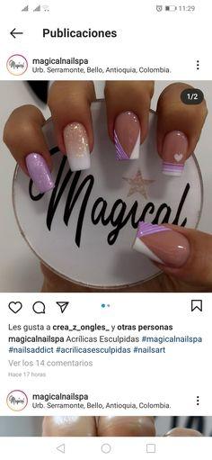 Short Nails, Black Women, Beautiful, Beauty, Finger Nails, Vestidos, Disney Nail Designs, Dark Nails, Funny Good Morning Wishes