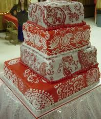 paisley cake - Google Search