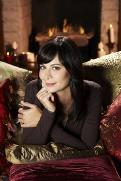 Catherine Bell: The Good Witch's Garden
