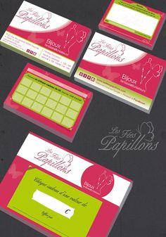 mes r alisations on pinterest carte de visite flyers and logos. Black Bedroom Furniture Sets. Home Design Ideas