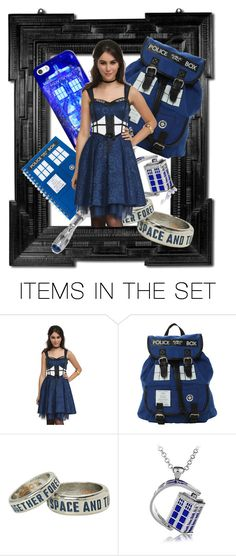 """""""Whovian"""" by shslfangirl ❤ liked on Polyvore featuring art, doctorwho and whovian"""