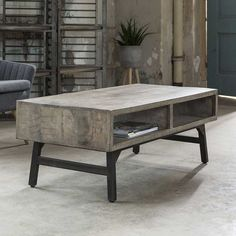 Loft, Relax, Table, Furniture, Design, Home Decor, Van, Old Wood, Dinning Table