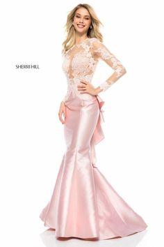 Sherri Hill Prom Dresses - Shopping Sherri Hill Dresses Online UP To Off Satin Dresses, Bridal Dresses, Sherri Hill Prom Dresses, Formal Gowns, Buy Dress, Bunt, Evening Dresses, Proposal Ideas, Mermaid Skirt